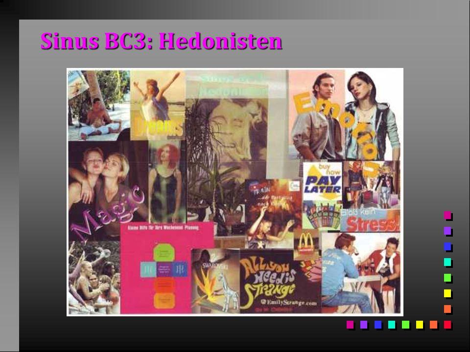 Sinus BC3: Hedonisten