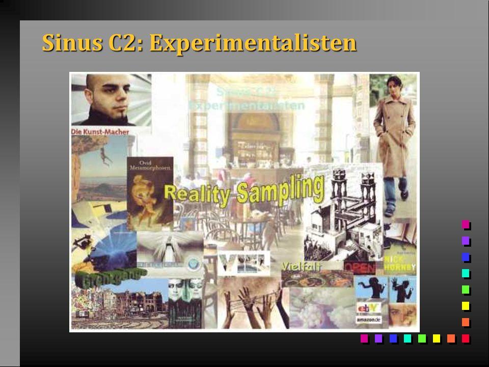 Sinus C2: Experimentalisten