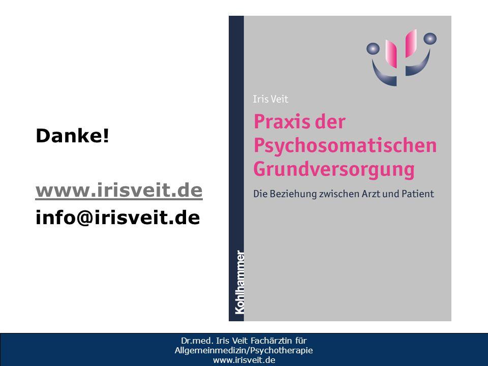Danke! www.irisveit.de info@irisveit.de