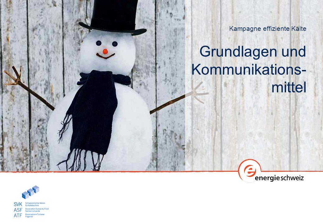 Kampagne effiziente Kälte