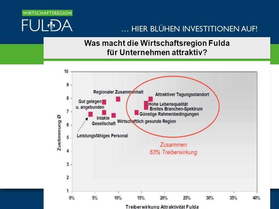 Was macht die Wirtschaftsregion Fulda für Unternehmen attraktiv