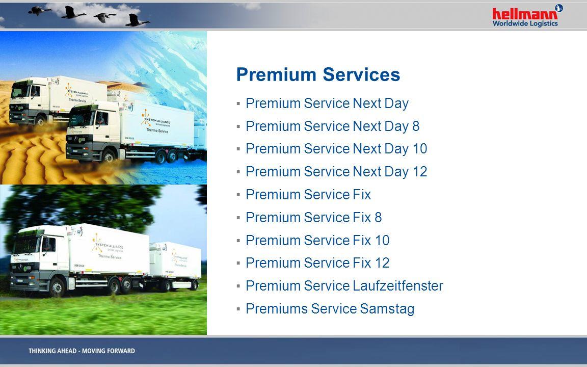 Premium Services Premium Service Next Day Premium Service Next Day 8