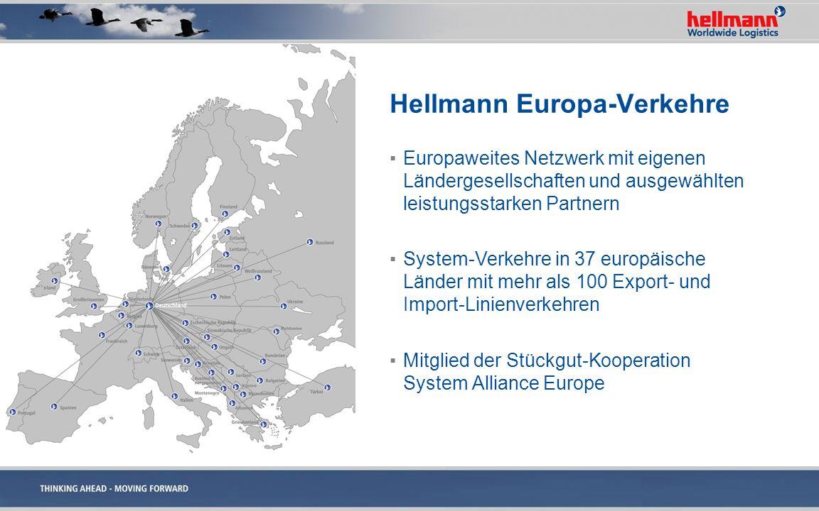 Hellmann Europa-Verkehre
