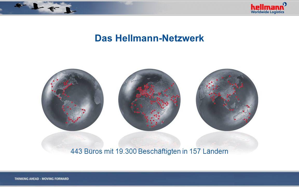 Das Hellmann-Netzwerk