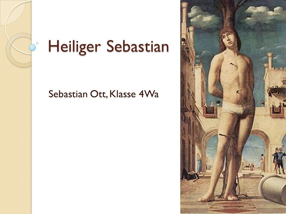 Sebastian Ott, Klasse 4Wa