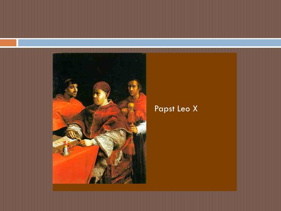 Papst Leo X