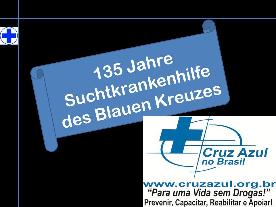 135 Jahre Suchtkrankenhilfe des Blauen Kreuzes