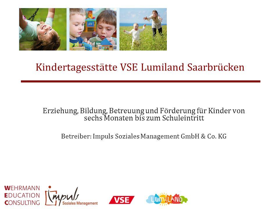 Kindertagesstätte VSE Lumiland Saarbrücken