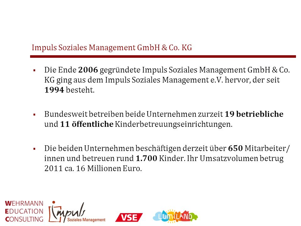 Impuls Soziales Management GmbH & Co. KG