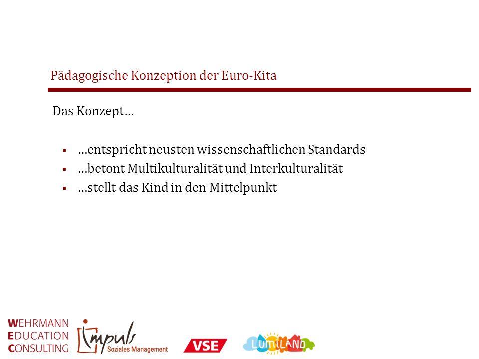 Pädagogische Konzeption der Euro-Kita