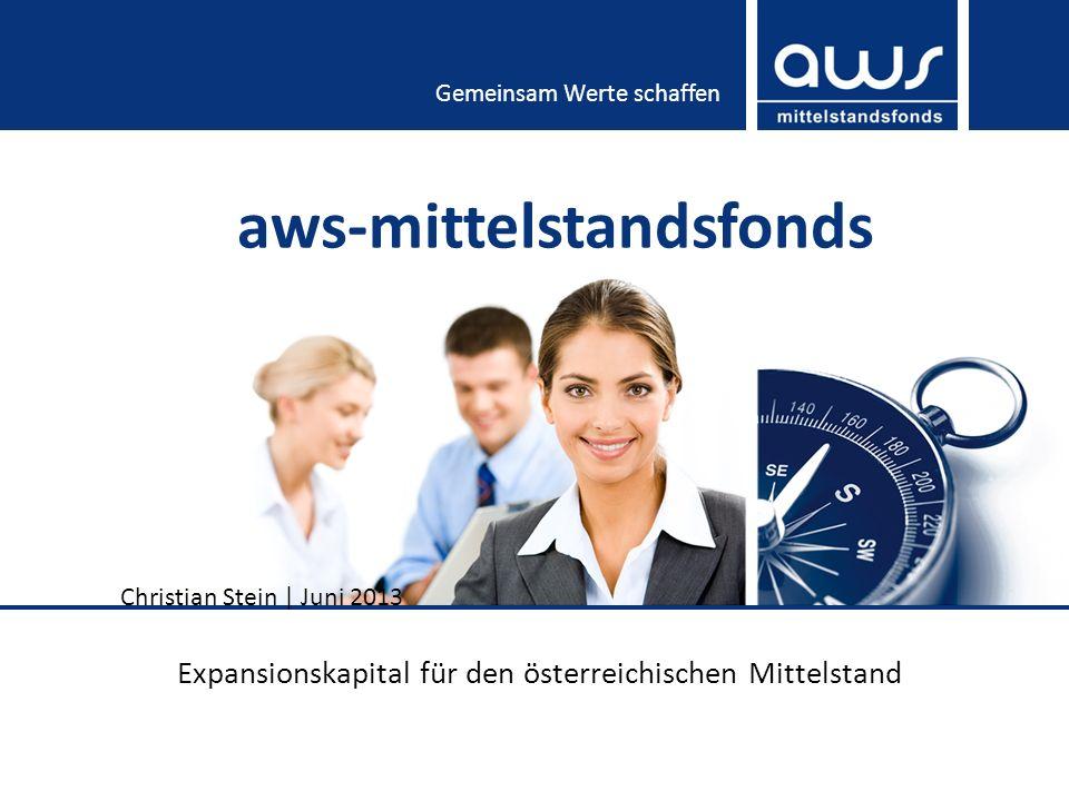 aws-mittelstandsfonds