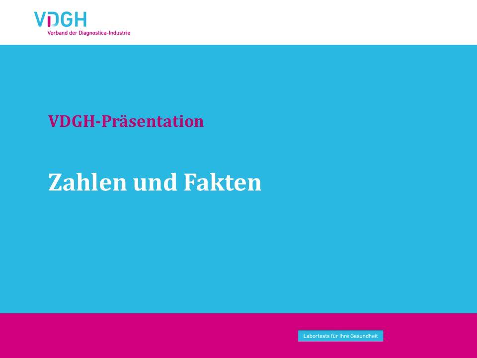 VDGH-Präsentation Zahlen und Fakten