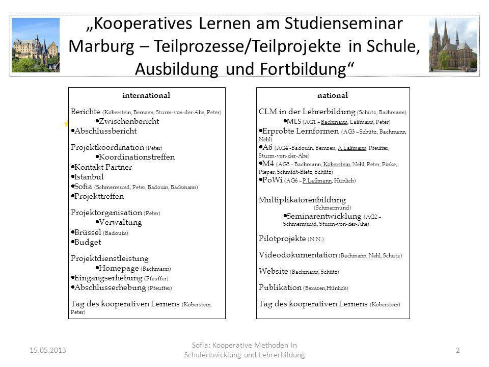 Berichte (Koberstein, Bernzen, Sturm-von-der-Ahe, Peter)