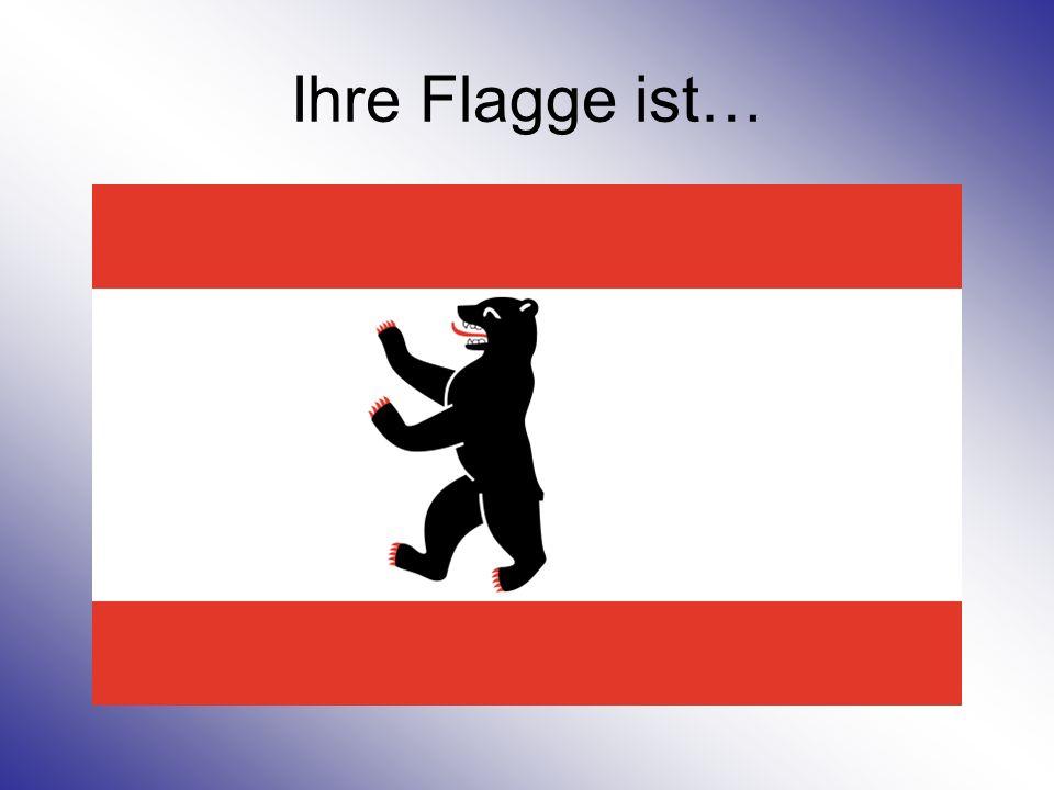Ihre Flagge ist…