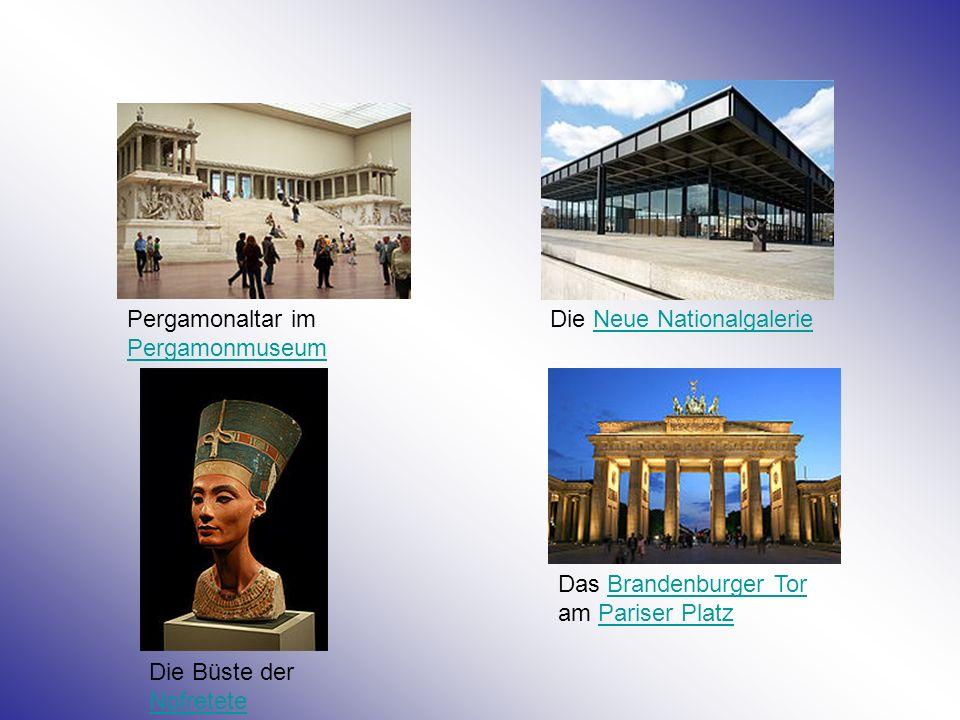 Pergamonaltar im Pergamonmuseum