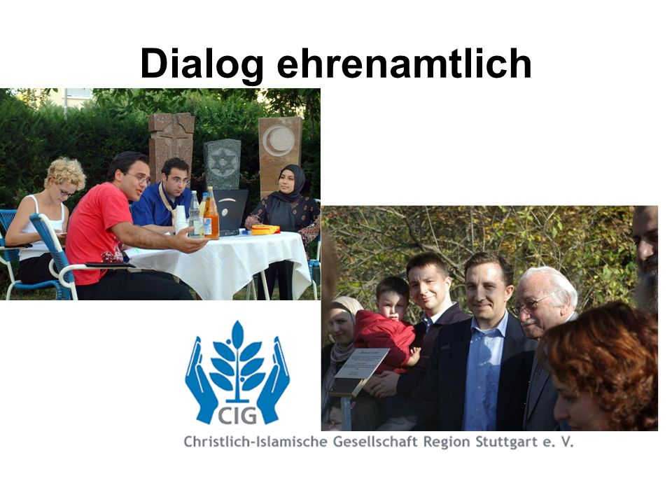 Dialog ehrenamtlich