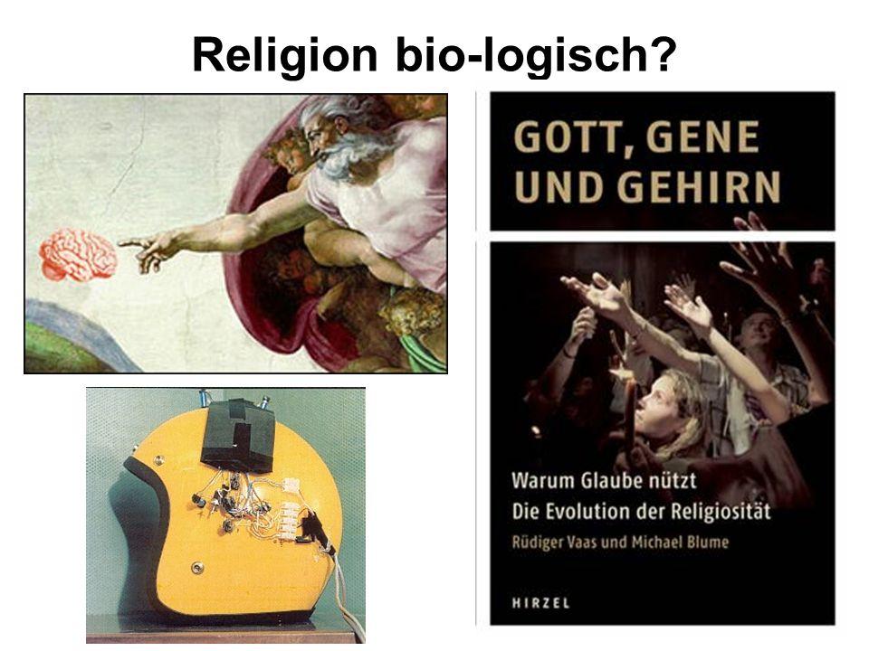 Religion bio-logisch