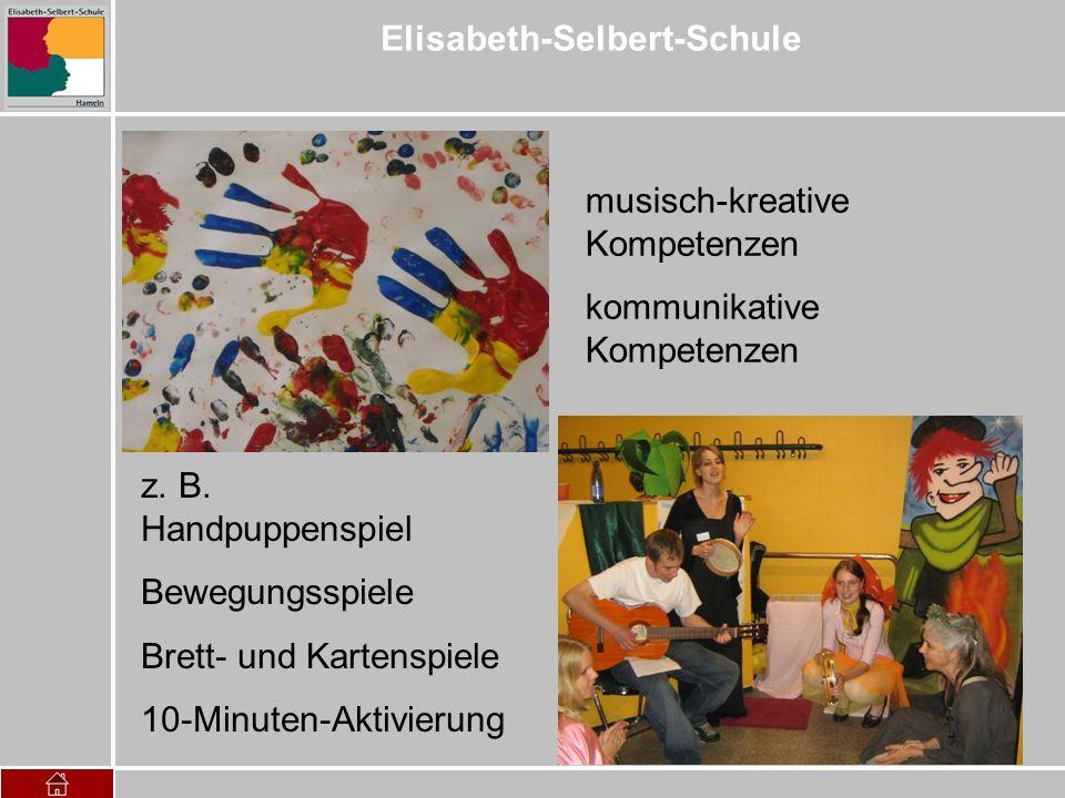 musisch-kreative Kompetenzen