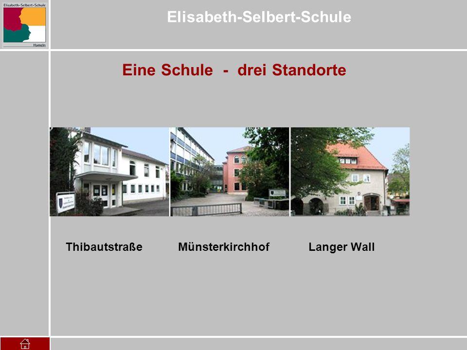Eine Schule - drei Standorte