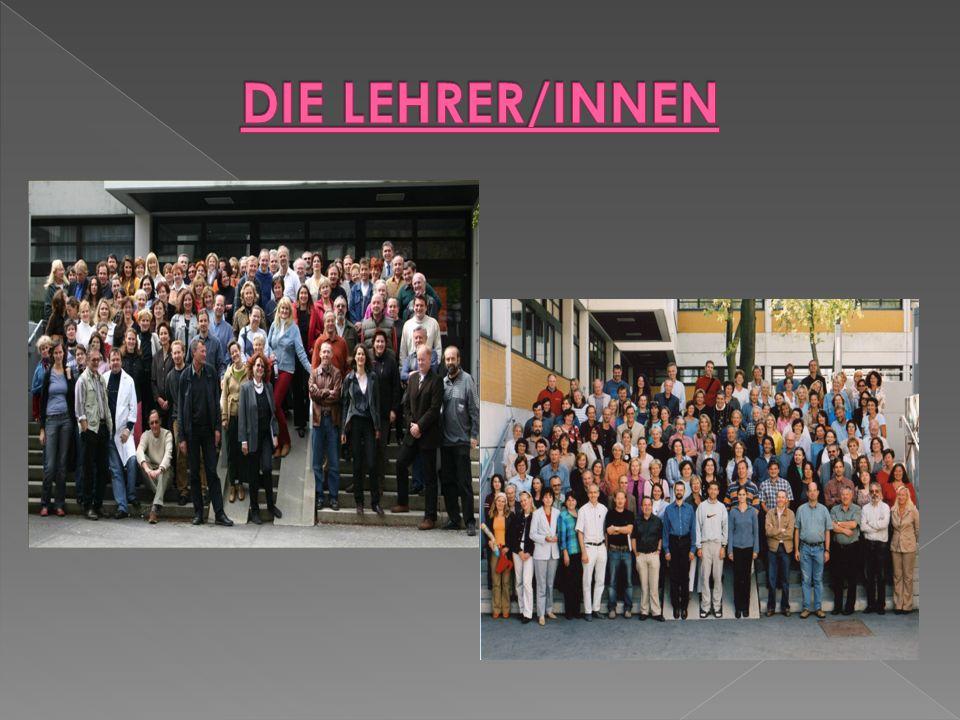 DIE LEHRER/INNEN