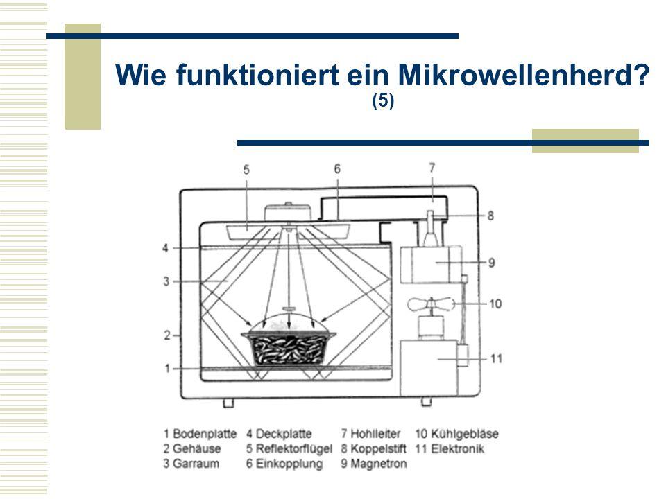Wie funktioniert ein Mikrowellenherd (5)