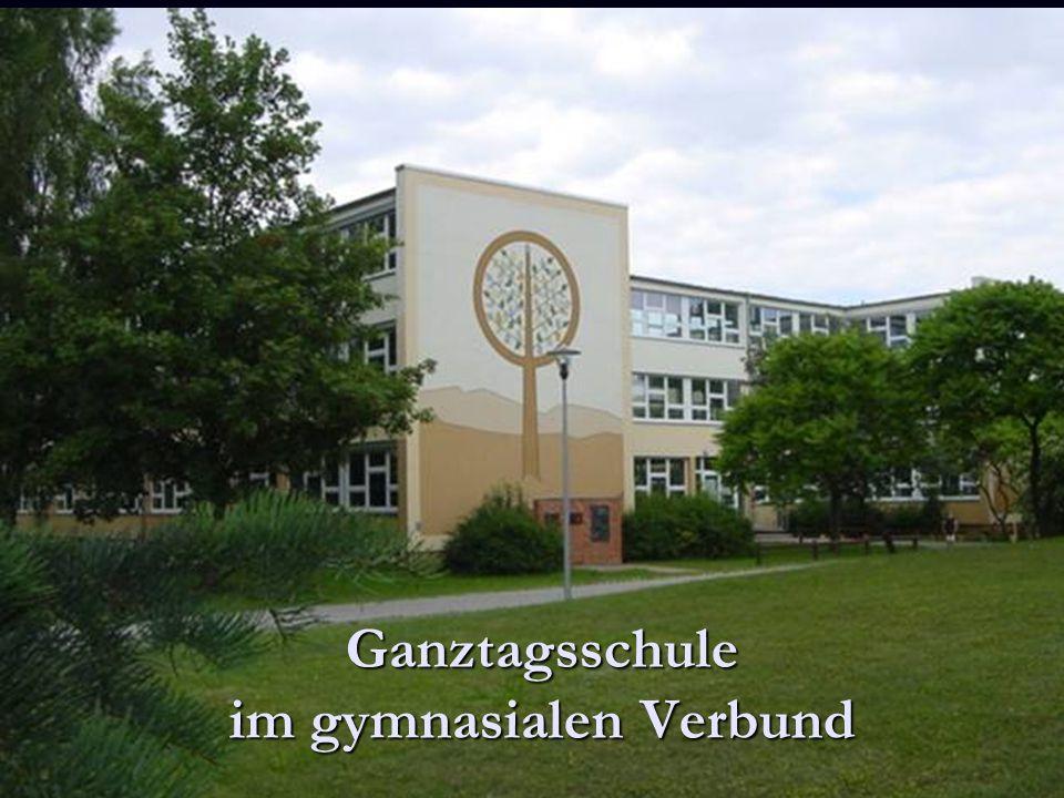 Ganztagsschule im gymnasialen Verbund