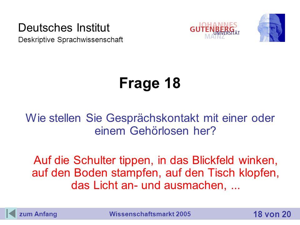 Deutsches Institut Deskriptive Sprachwissenschaft
