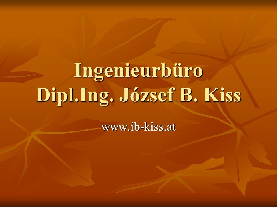 Ingenieurbüro Dipl.Ing. József B. Kiss