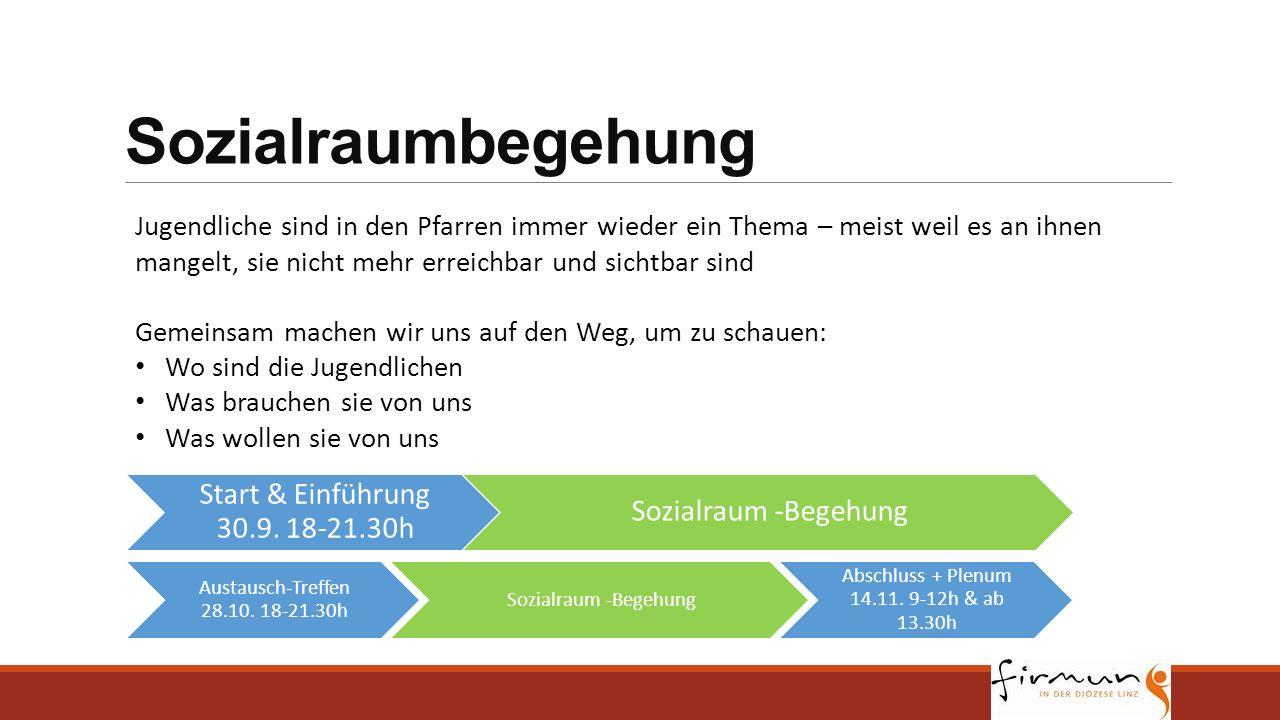 Abschluss + Plenum 14.11. 9-12h & ab 13.30h