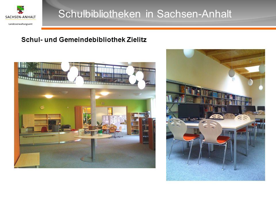 Schul- und Gemeindebibliothek Zielitz