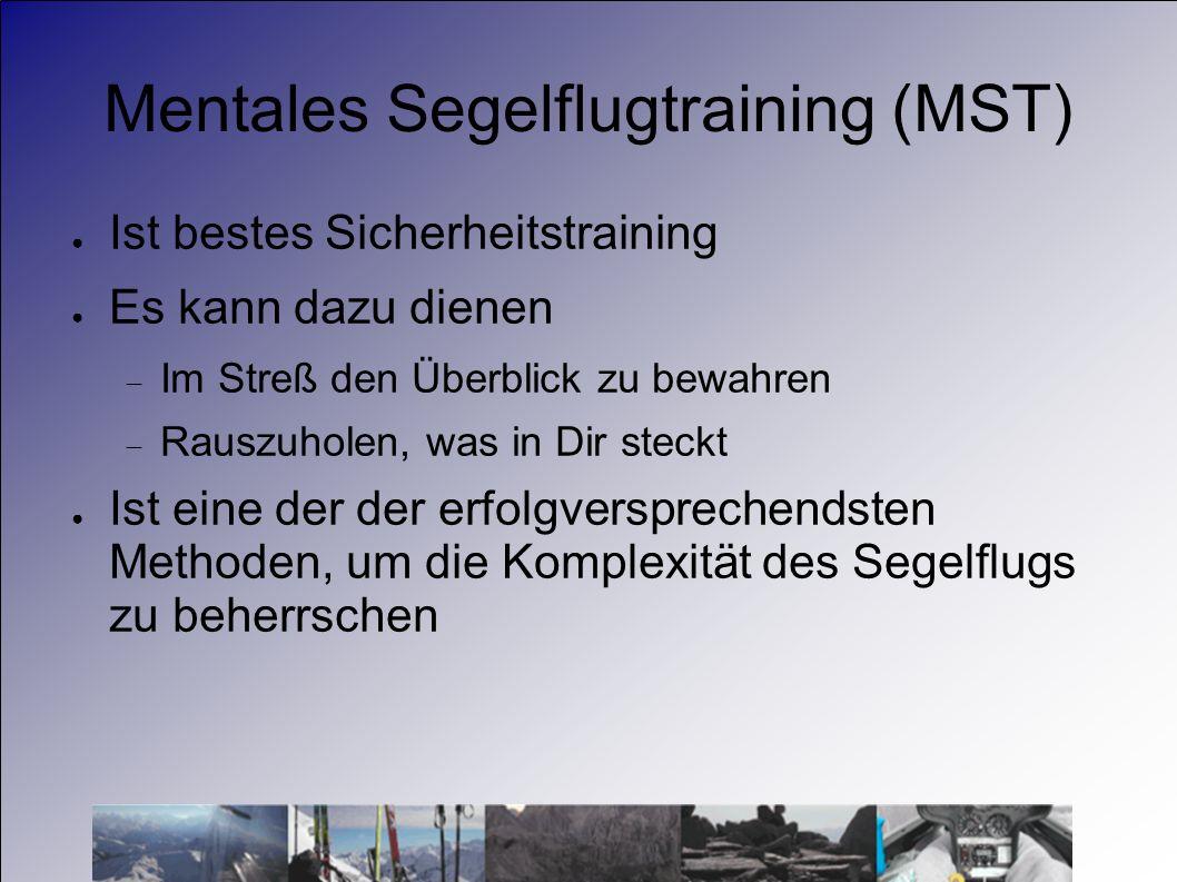 Mentales Segelflugtraining (MST)