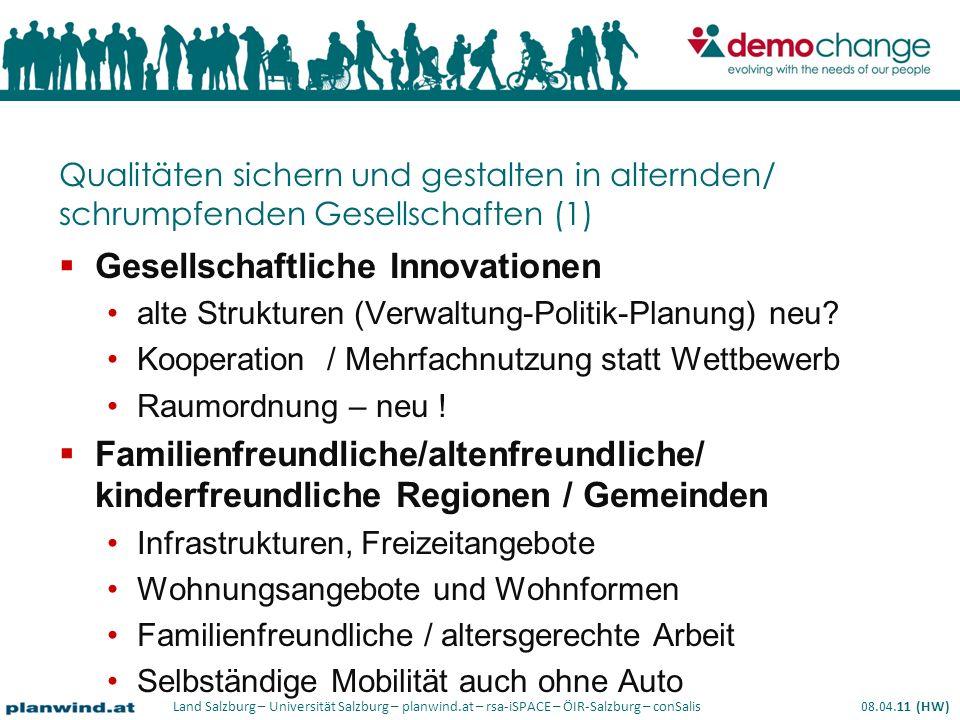 Gesellschaftliche Innovationen