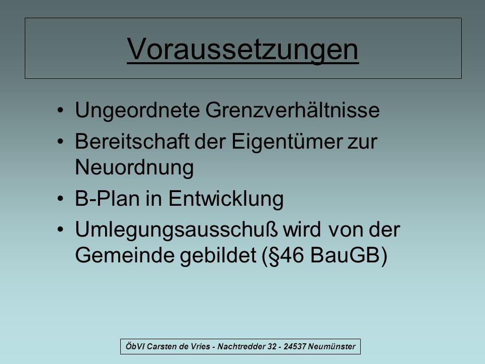 ÖbVI Carsten de Vries - Nachtredder 32 - 24537 Neumünster