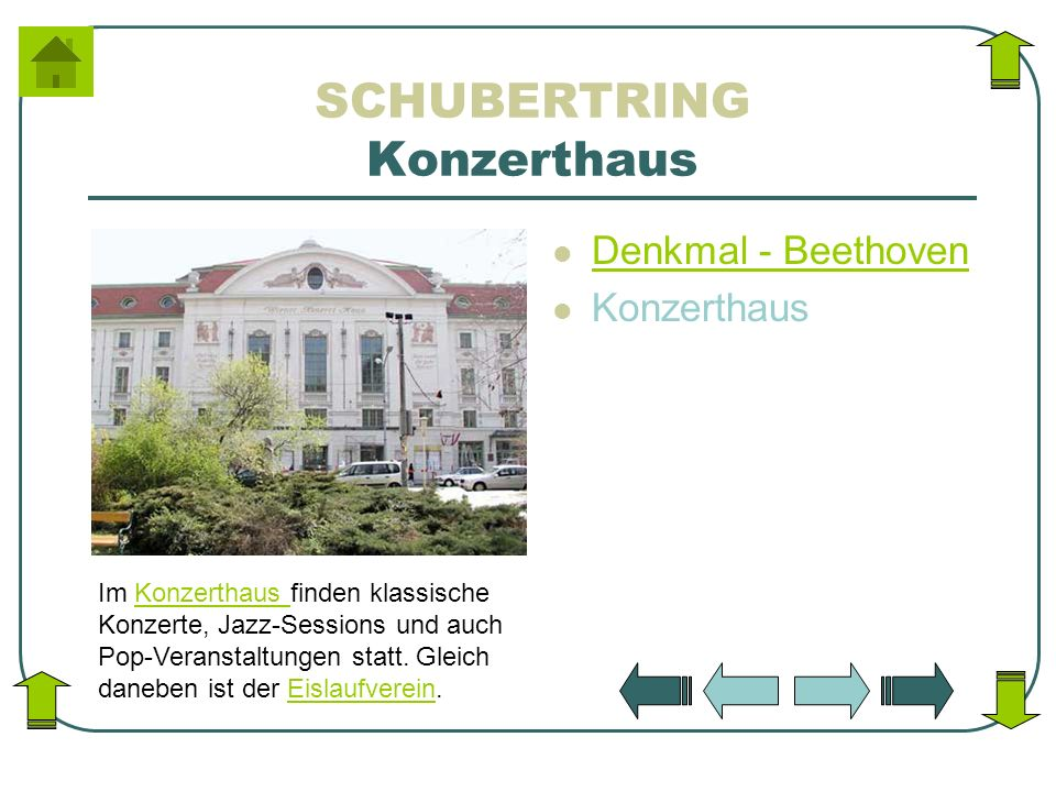SCHUBERTRING Konzerthaus