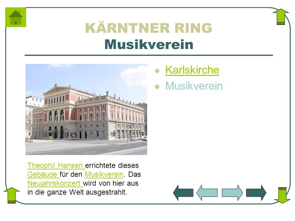 KÄRNTNER RING Musikverein