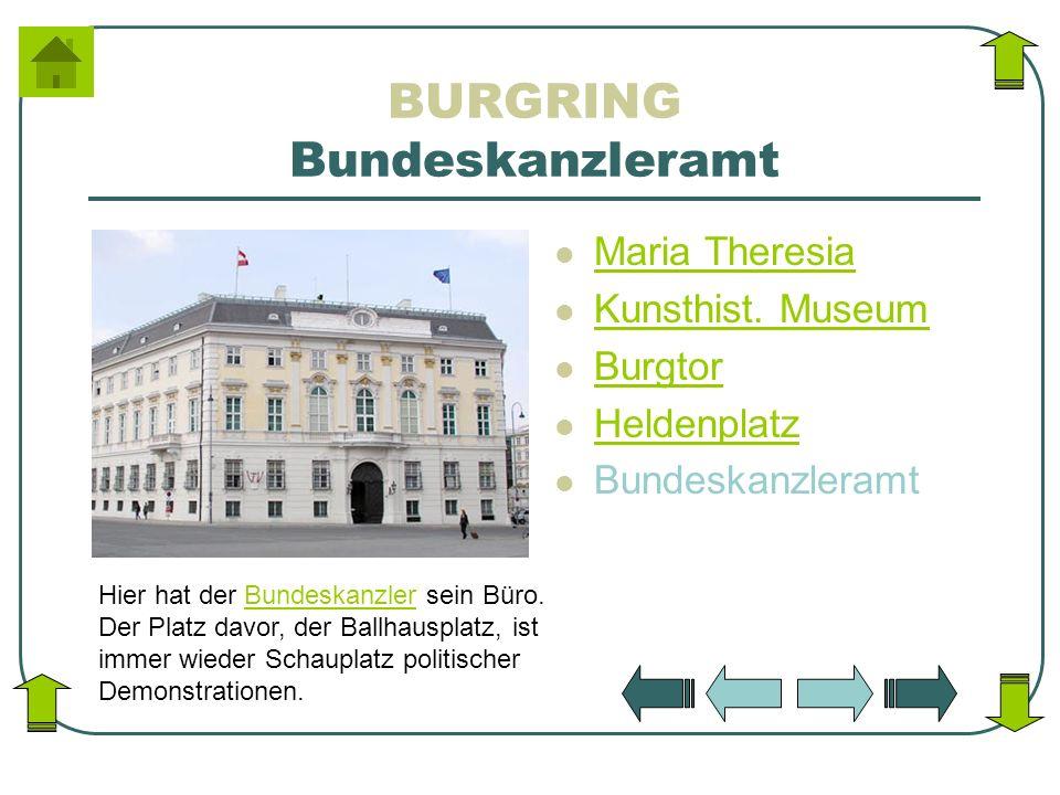 BURGRING Bundeskanzleramt