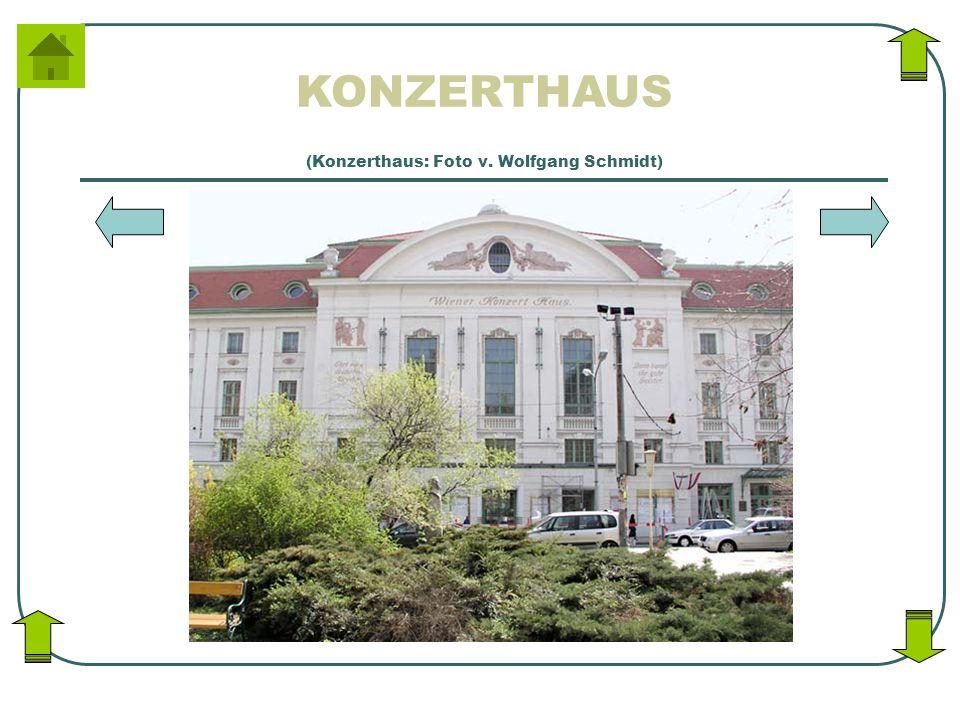 (Konzerthaus: Foto v. Wolfgang Schmidt)