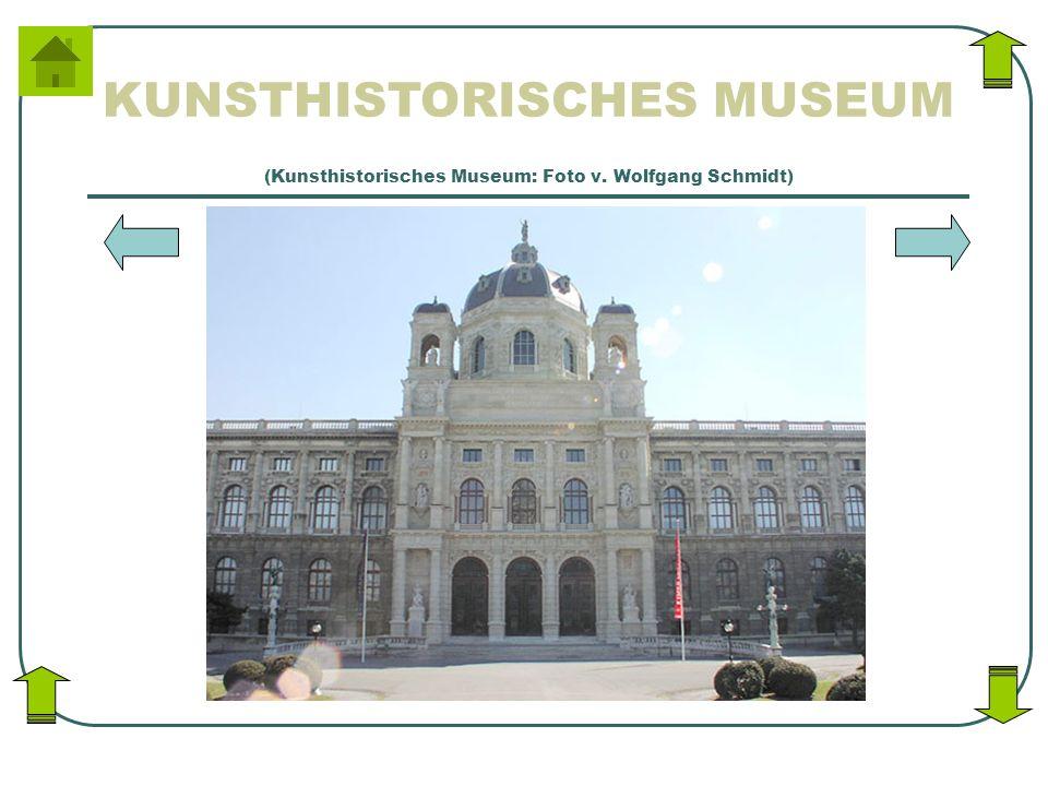 (Kunsthistorisches Museum: Foto v. Wolfgang Schmidt)