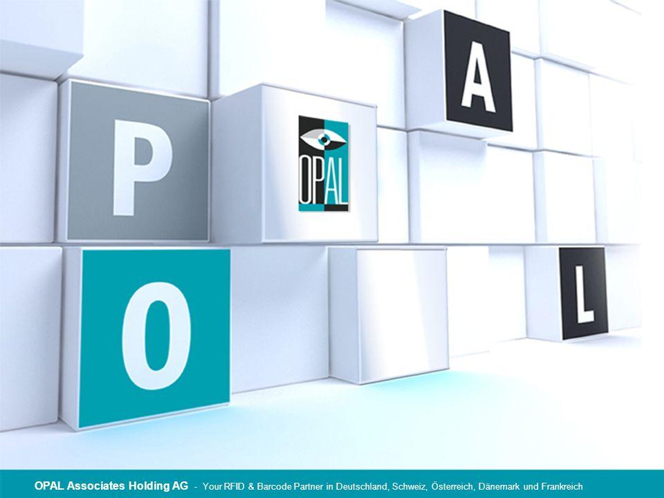 OPAL Associates Holding AG - Your RFID & Barcode Partner in Deutschland, Schweiz, Österreich, Dänemark und Frankreich