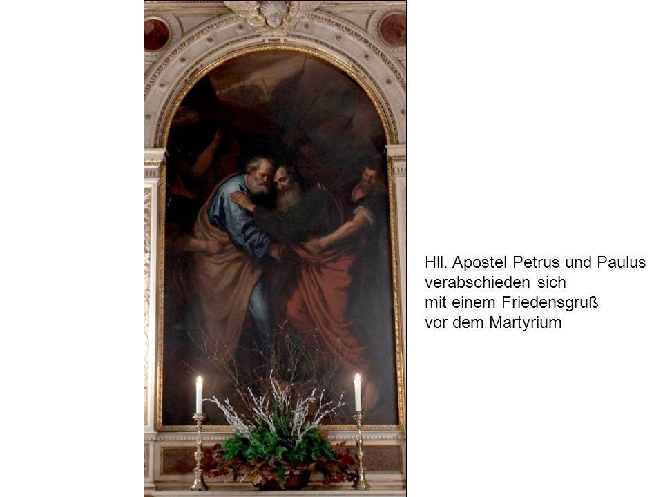 Hll. Apostel Petrus und Paulus