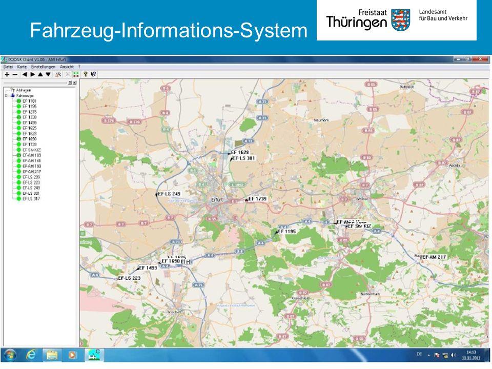 Fahrzeug-Informations-System