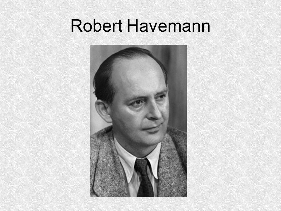 Robert Havemann