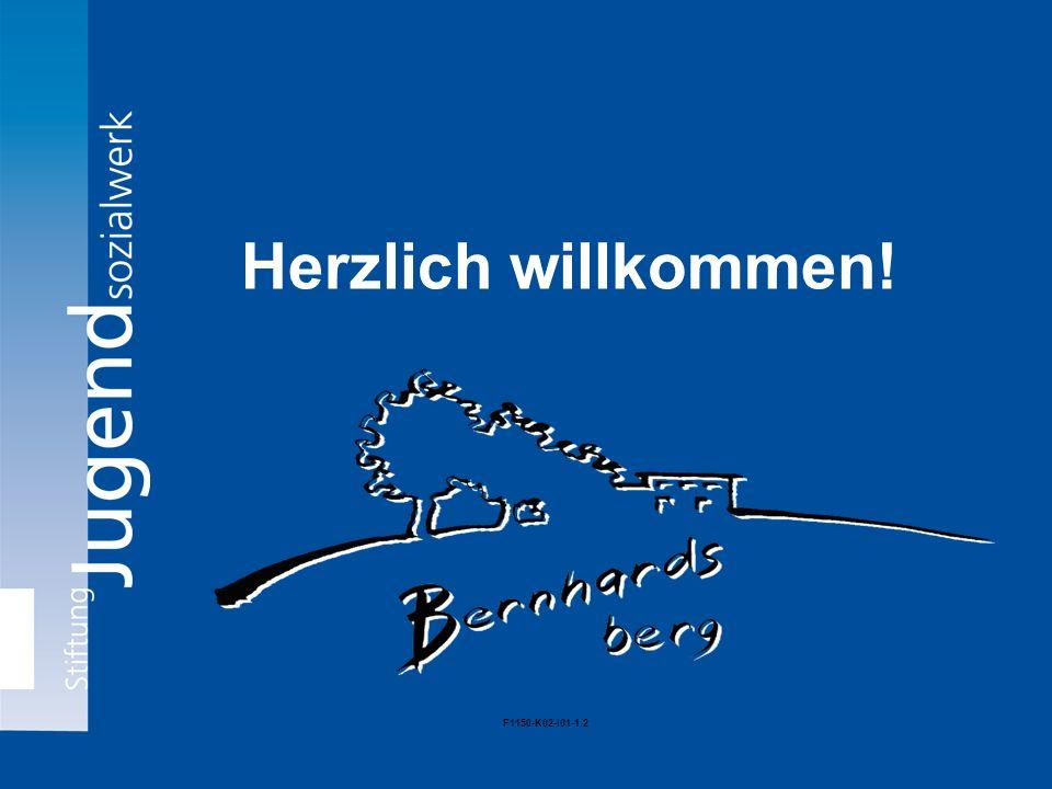 Herzlich willkommen! F1150-K02-I01-1.2