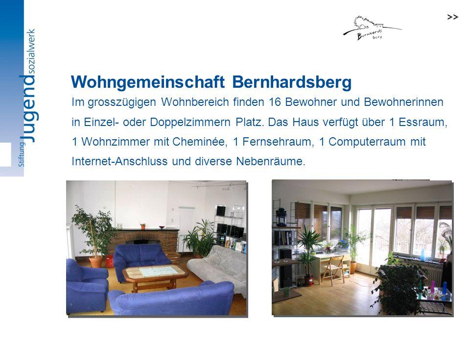 Wohngemeinschaft Bernhardsberg