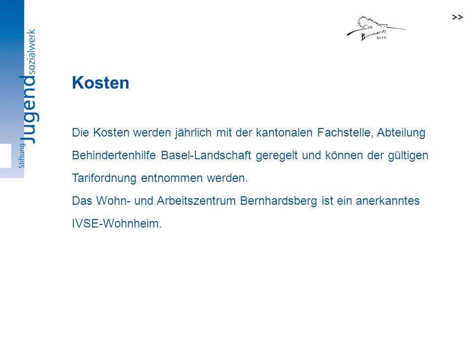>> Kosten.
