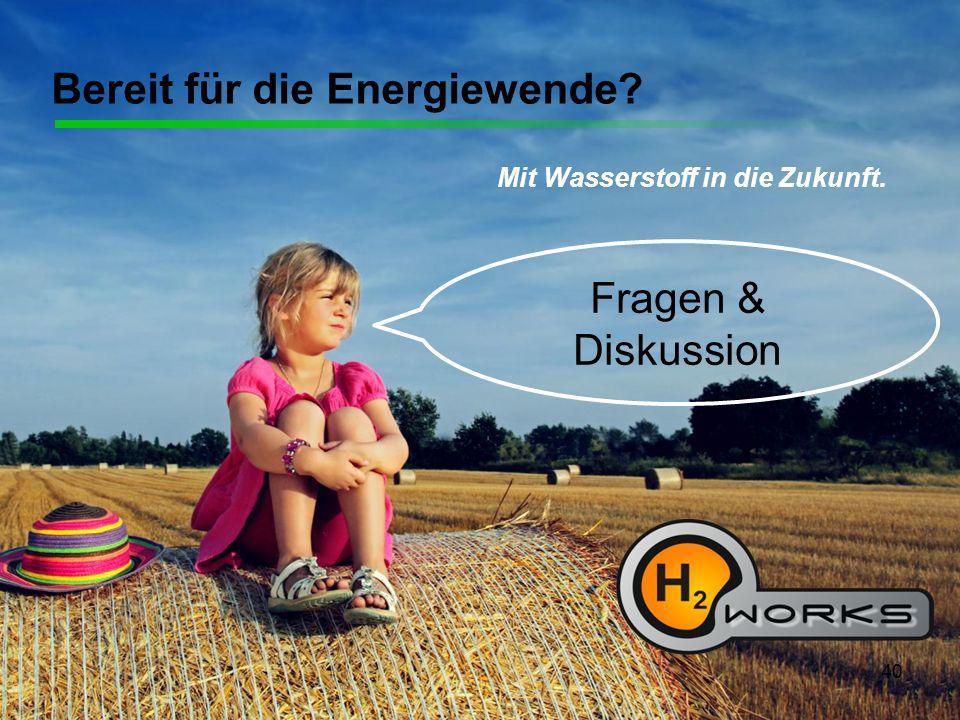 Bereit für die Energiewende