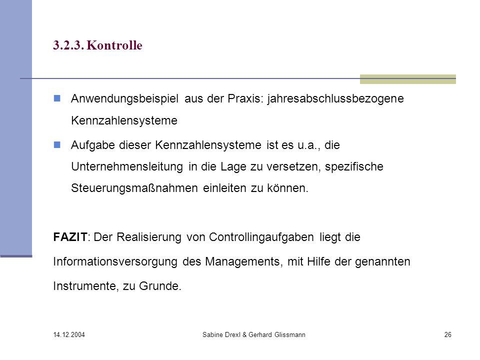 Sabine Drexl & Gerhard Glissmann