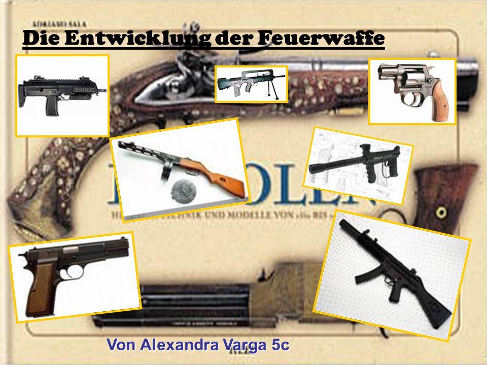 Die Entwicklung der Feuerwaffe