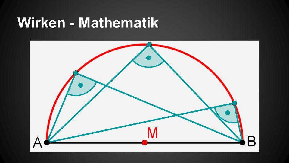 Wirken - Mathematik WSW-Kongruenz