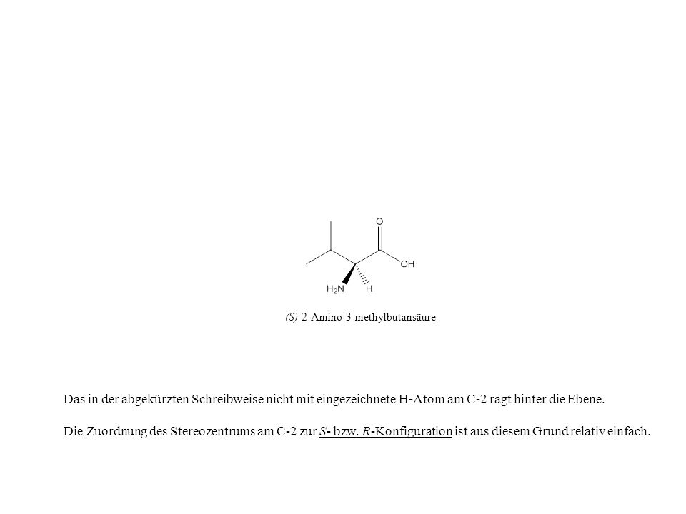 (S)-2-Amino-3-methylbutansäure